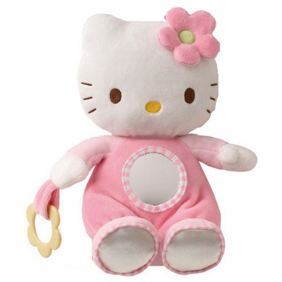 Baby speelgoed pluche Hello Kitty