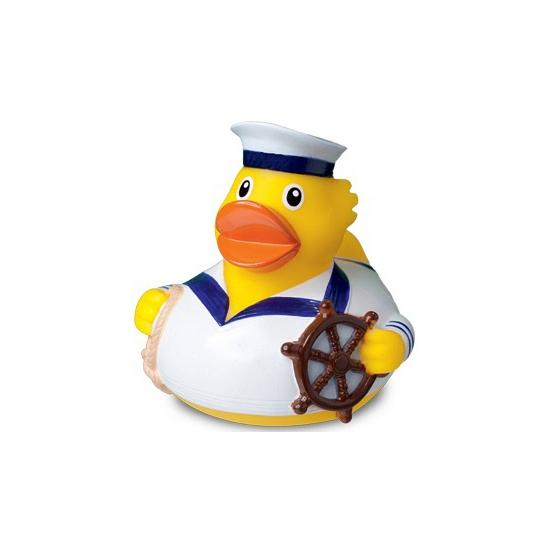 Badeend zeeman wit
