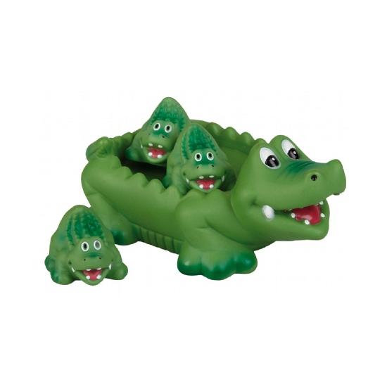 Badspeeltjes set krokodil