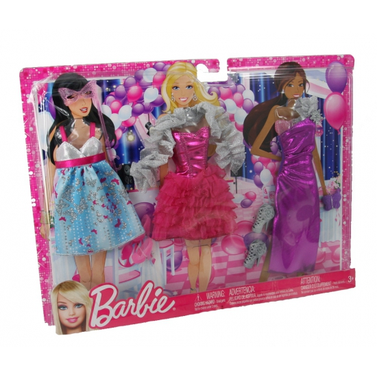 Barbie kledingsets