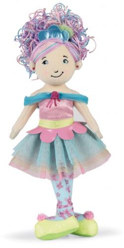 Belisima Ballerina popje van pluche