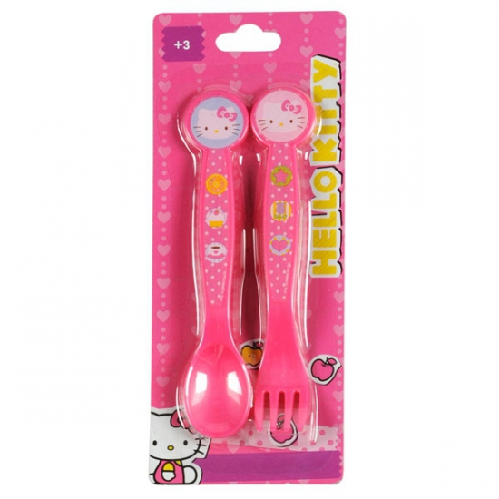 Bestek set Hello Kitty
