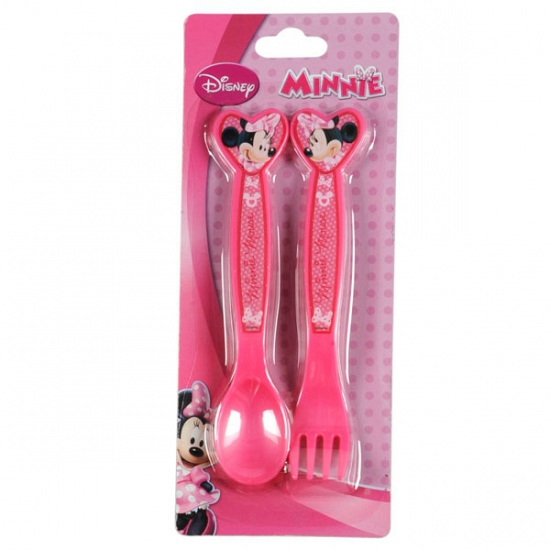 Bestek set Minnie Mouse