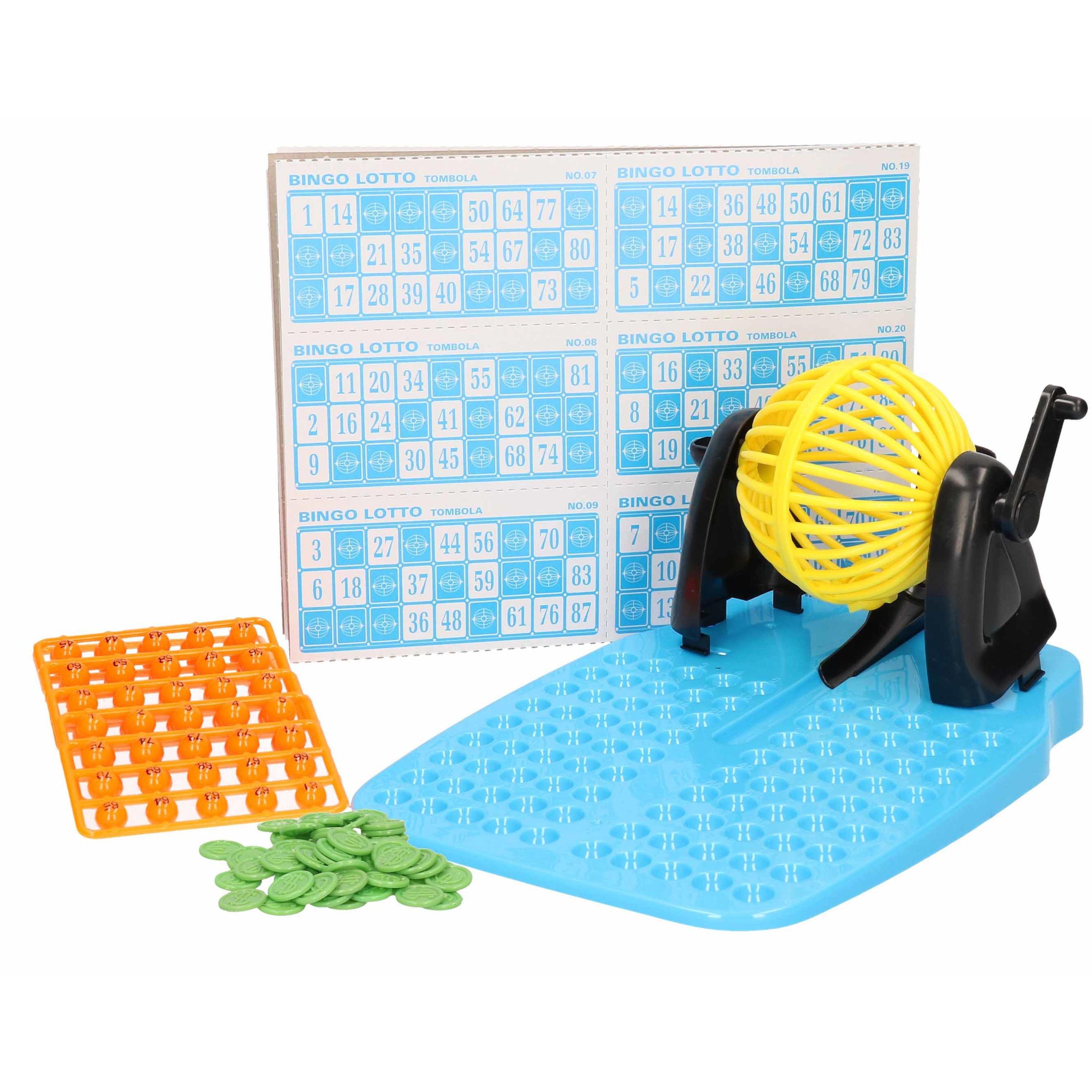 Bingo speelset