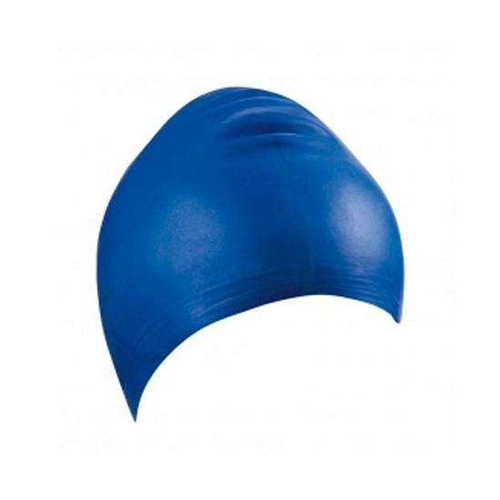 Blauwe badmuts