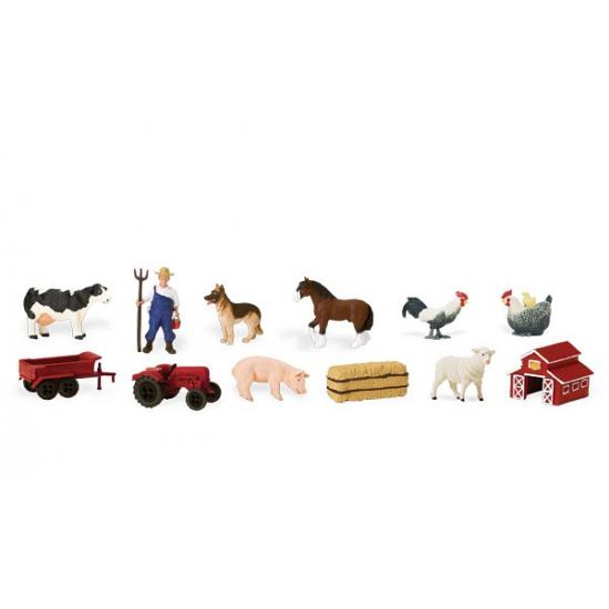 Boerderij speelgoed figuren