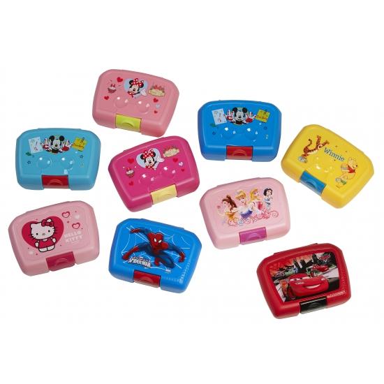 Cars lunchbox 18 x 12 cm