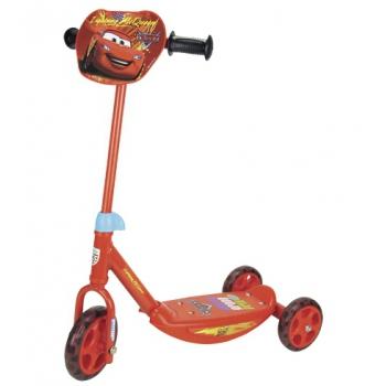 Cars step voor kinderen rood