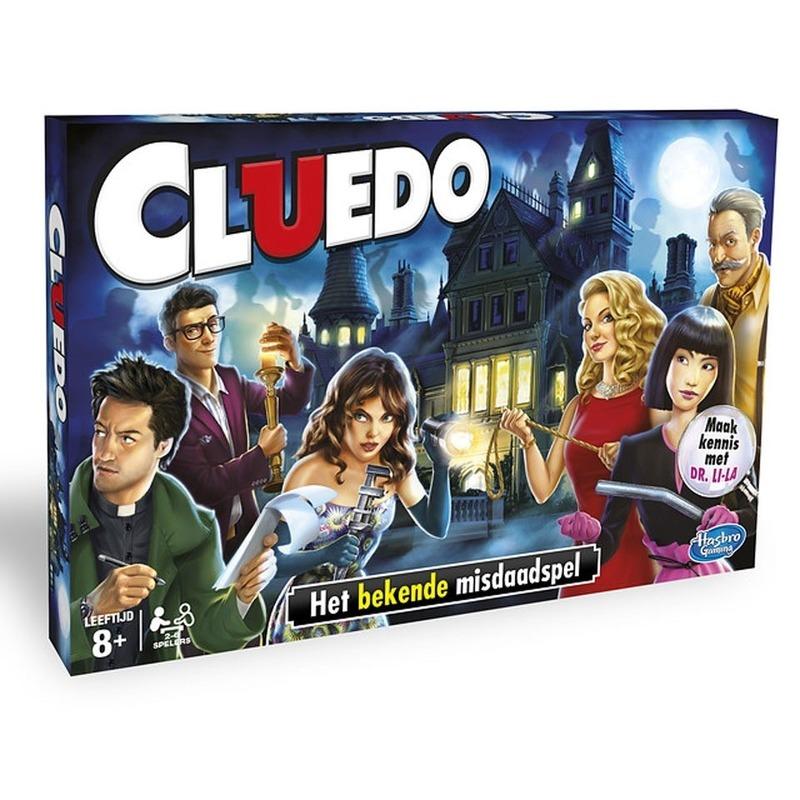 Cluedo spel