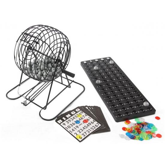Compleet lotto / bingo spel