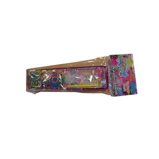 Complete nep Rainbow Loom bandjes set