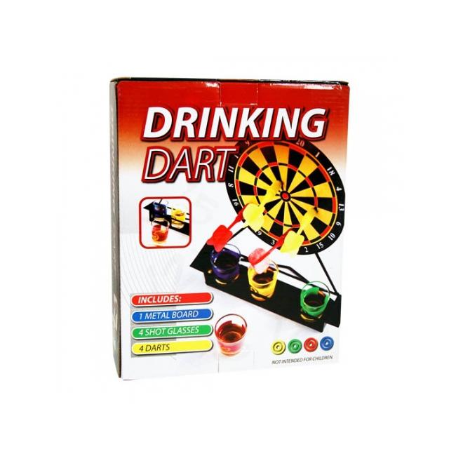 Dartbord drinkspel