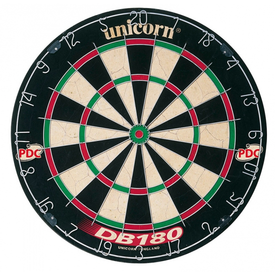 Dartborden Unicorn DB180