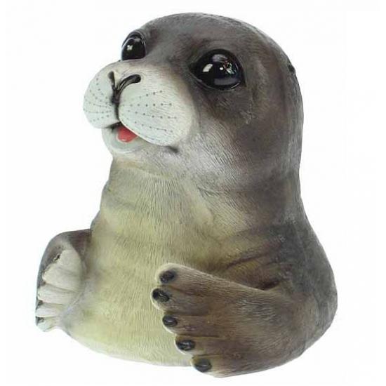 Dieren spaarpot zeehond