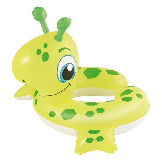 Dieren zwemring geel
