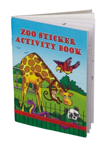 Dierentuin kleurboeken met puzzels