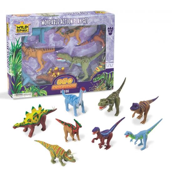 Dino speelset voor kinderen