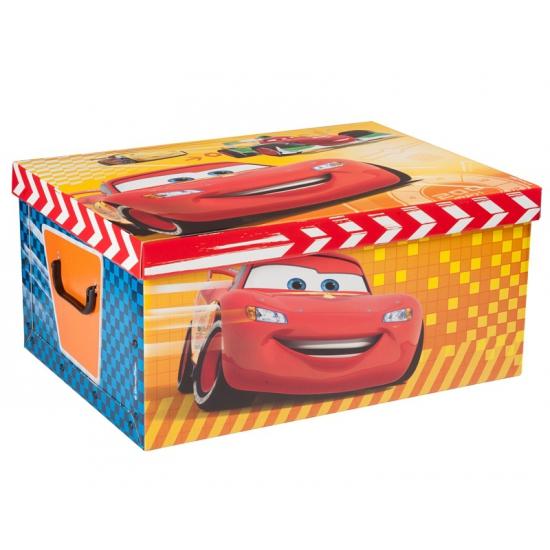 Disney Cars opbergdoos 51 cm