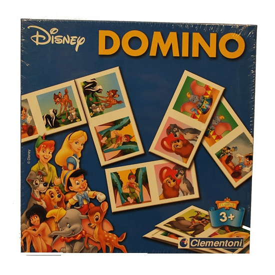 Disney domino gezelschapsspel