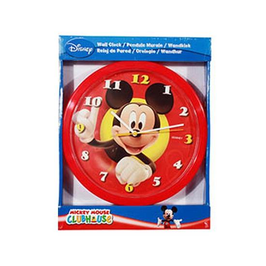 Disney Mickey Mouse muurklok 25 cm