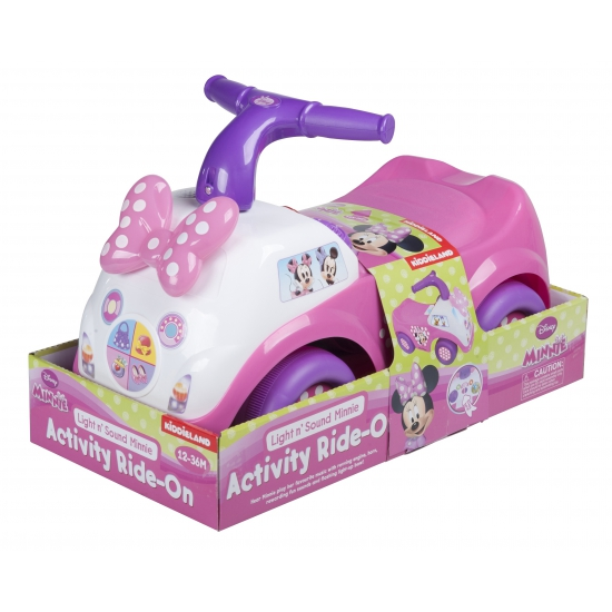 Disney Minnie Mouse loopauto