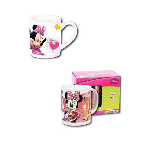 Disney mok met Minnie Mouse