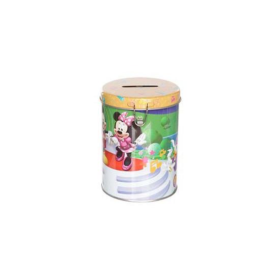Disney Mouse spaarpot geel