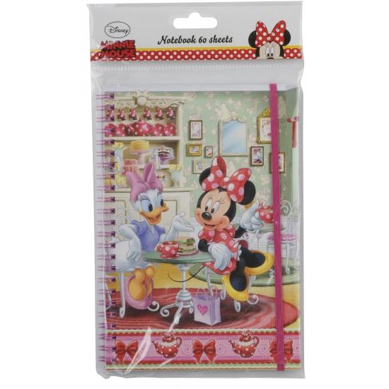Disney notitieboekje Minnie en Katrien