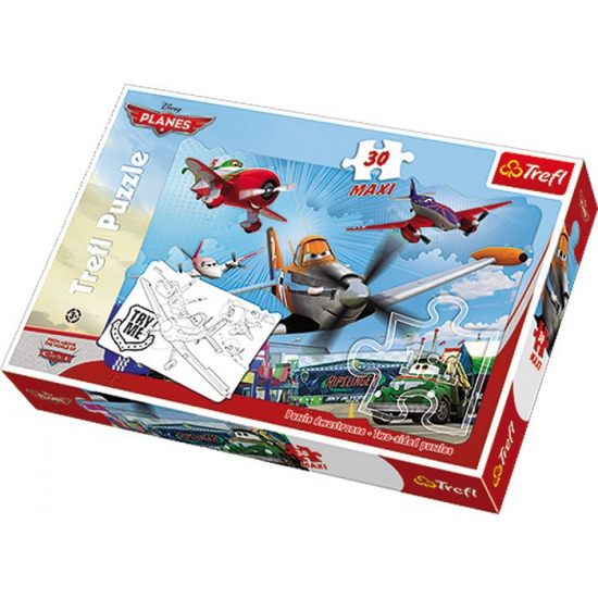 Disney Planes maxi puzzel