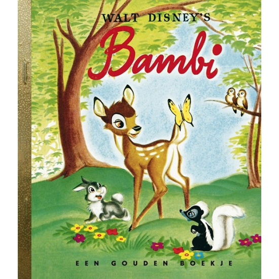 Disney voorleesboek Bambi