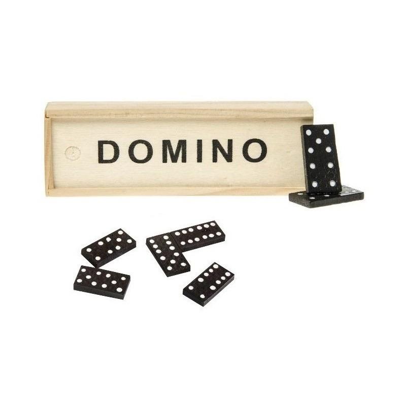 Domino speel stenen