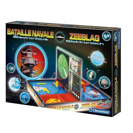 Elektronisch zeeslag spel