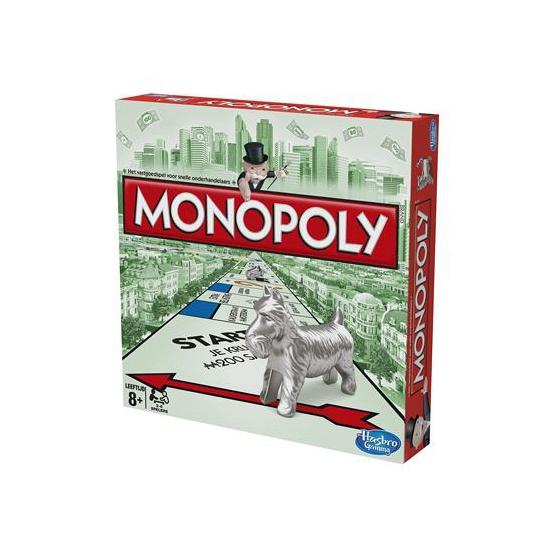 Familie monoply spel