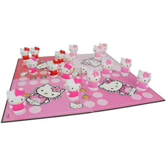 Familie spel Mens erger je niet Hello Kitty
