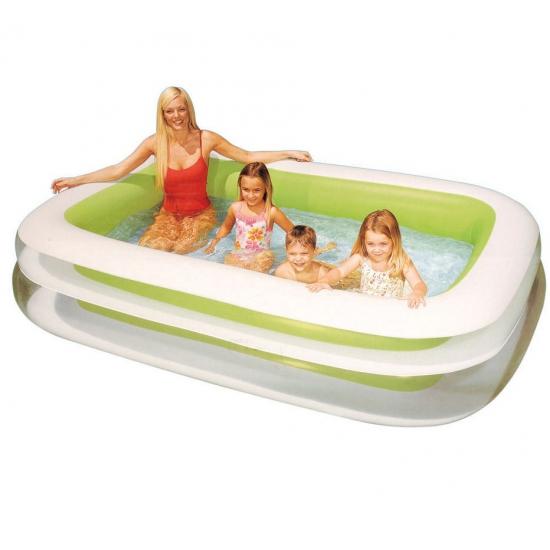 Familie zwembad groen 262 cm