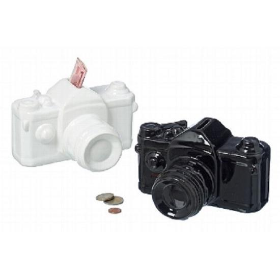 Fototoestel spaarpot 10 cm