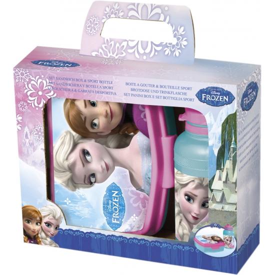 Frozen lunchbox met beker