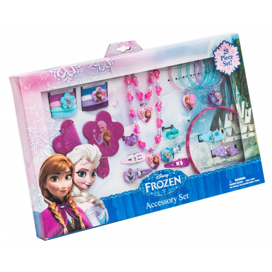 Frozen thema accessoires set 25 delig