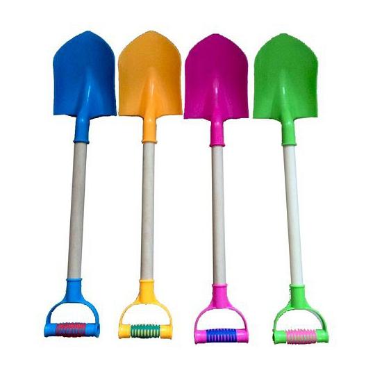 Gekleurde schepjes voor kids 55 cm