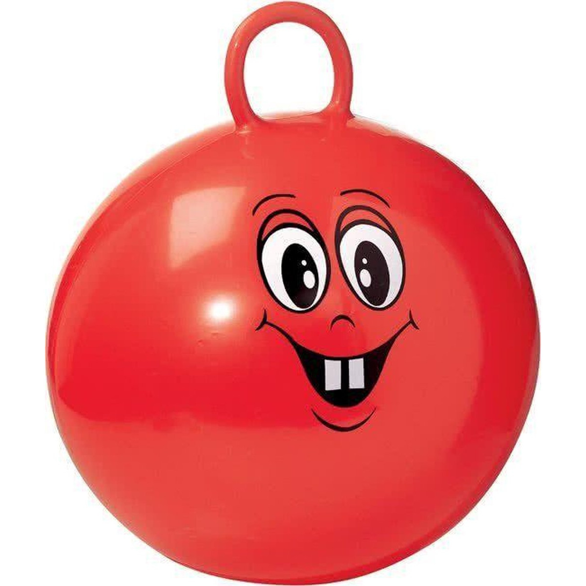 Gekleurde skippybal 50 cm