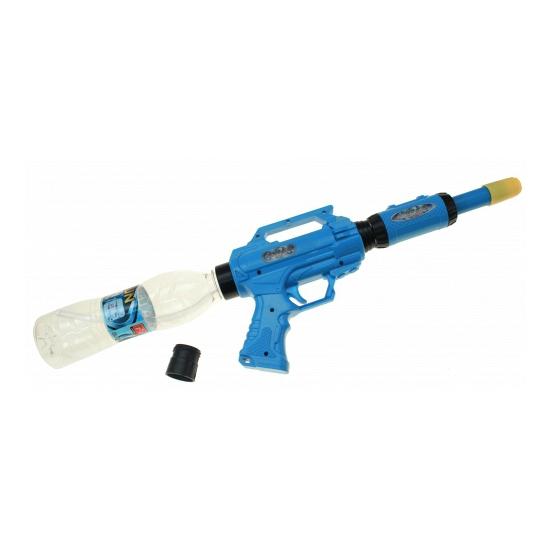 Gekleurde waterpistool voor flessen