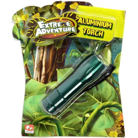 Groen gekleurde zak lantaarn