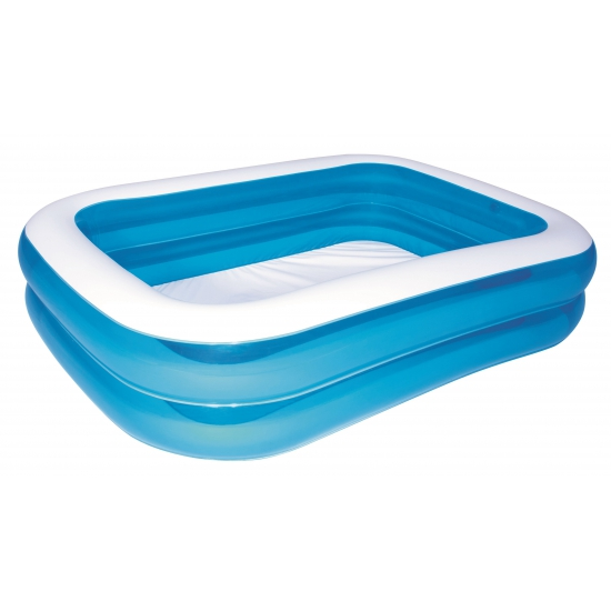 Groot zwembad opblaasbaar 211 cm