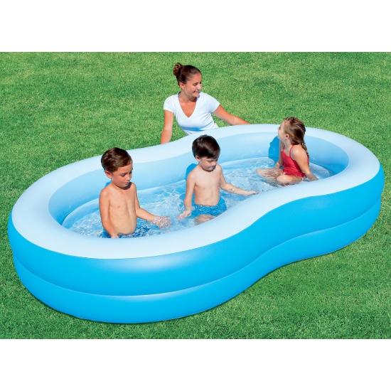 Groot zwembad opblaasbaar 262 cm