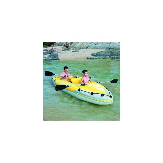 Grote opblaas kayak