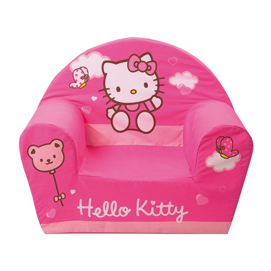 Hello Kitty kinderkamer stoel