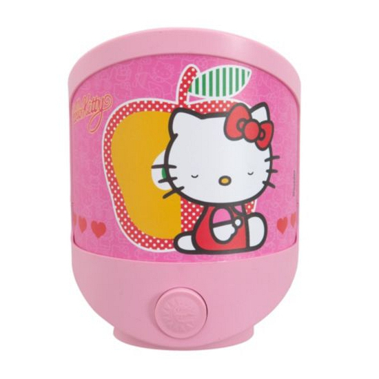 Hello Kitty lampje met sensor