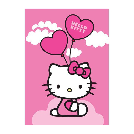 Hello Kitty speelkleed ballonnen 95 x 133