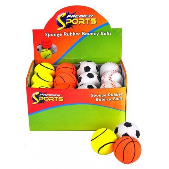 Honkbal vorm stuiterbal