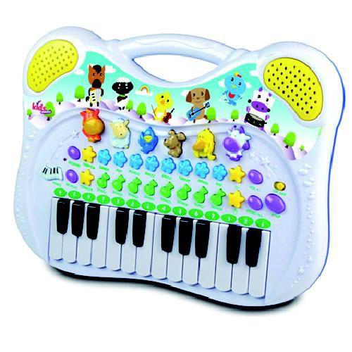 Keyboard met dierengeluiden